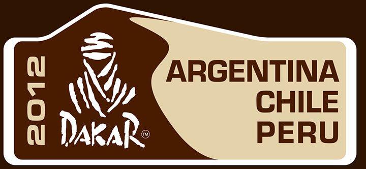 Logo Dakar 2012