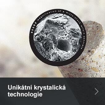 Unikátní krystalická technologie